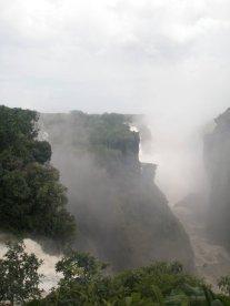 Come to Victoria Falls, down in Zimbabwe