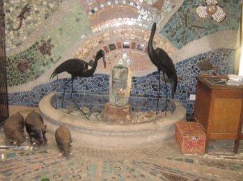 Stunning mosaic display