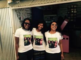 Selfie T-shirts!